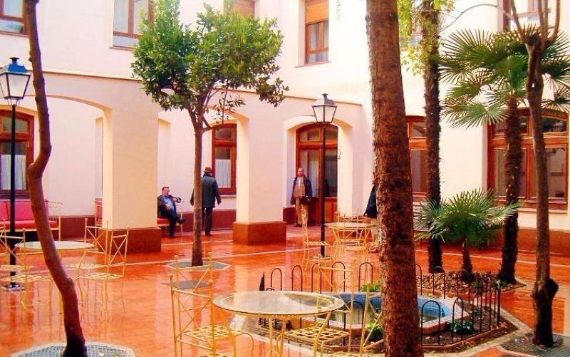 Residencia Dos de Mayo CG