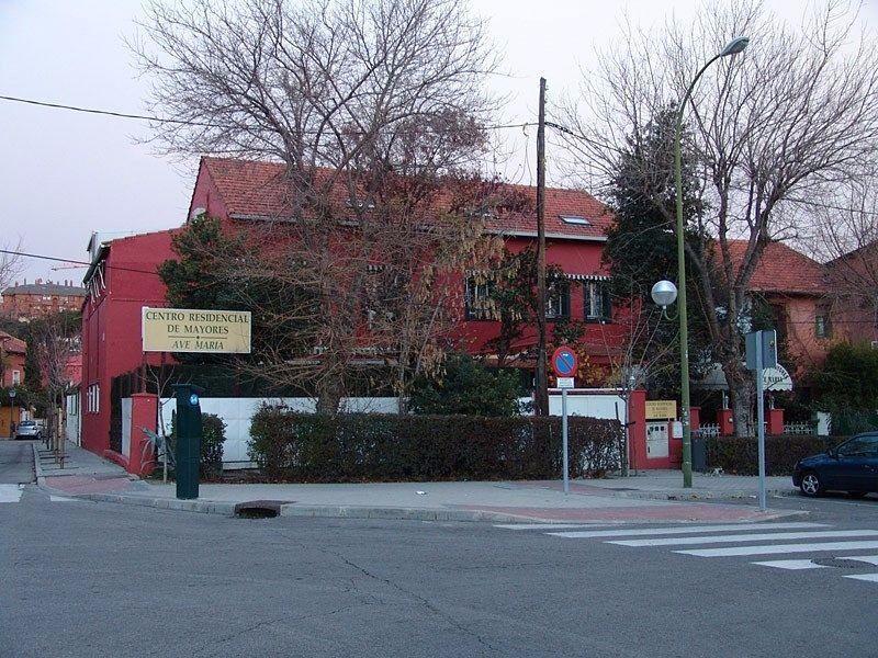 Residencia Ave María