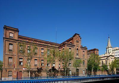 Residencia de personas mayores Colegio de la Paz