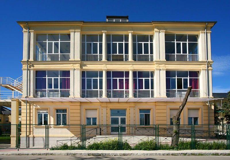 Residencia de ancianos Carabanchel