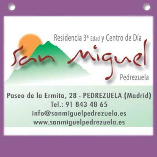 Residencia San Miguel Pedrezuela
