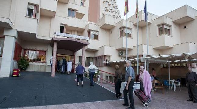 Residencia tercera edad Alacant