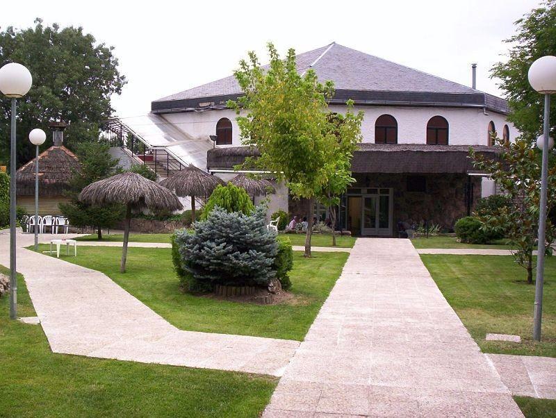Residencia Los Berrocales