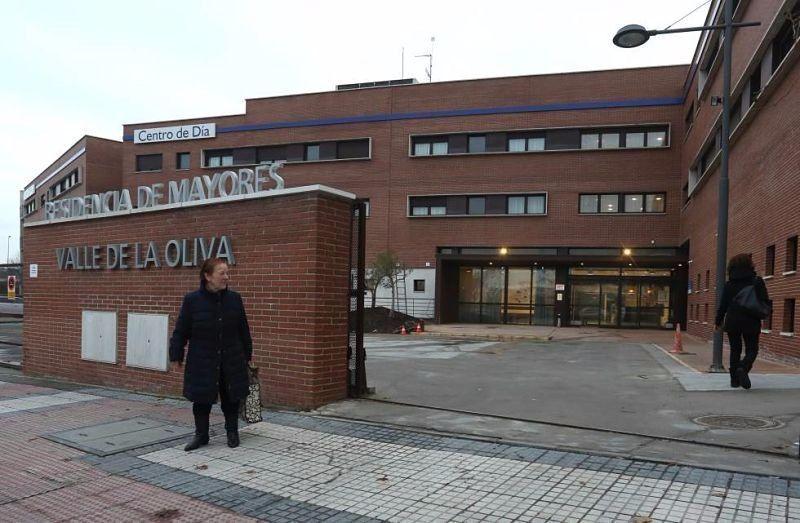 Centro de día Albertia Valle de la Oliva