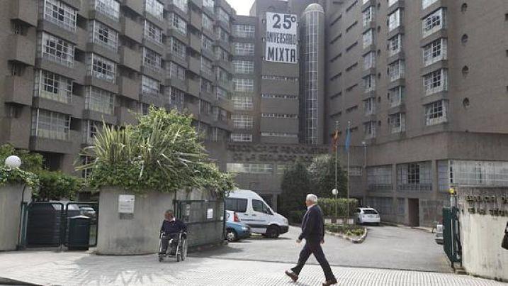 Centro de día mixto de Gijón