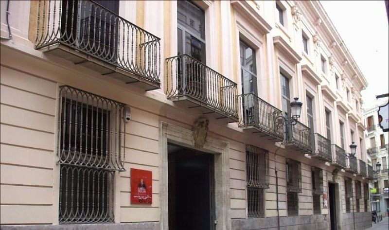 Centro de día Palacio de Raga