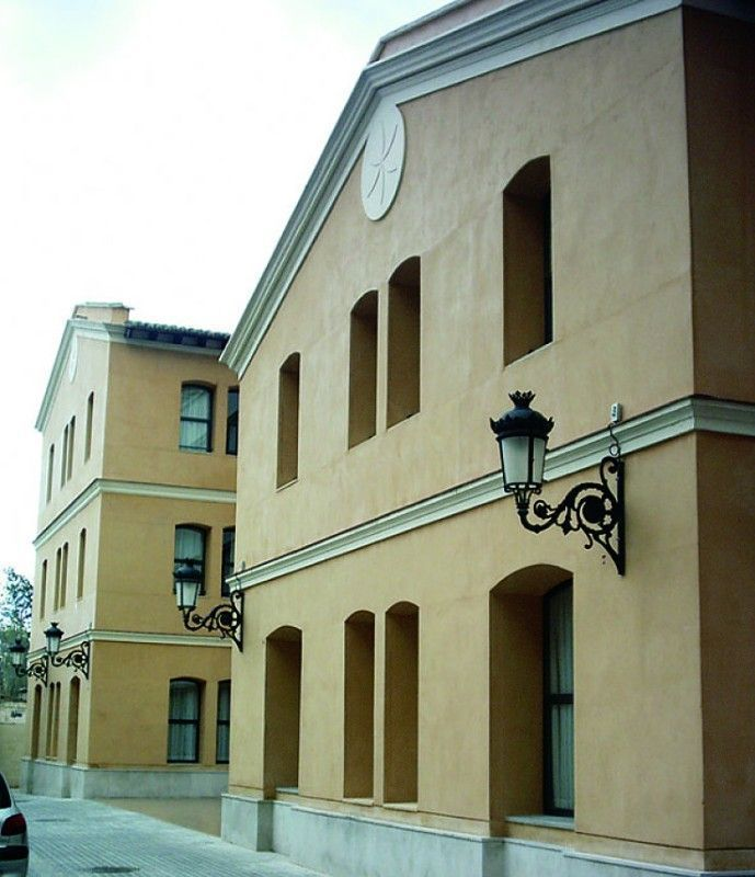 Centro de día Fortuny