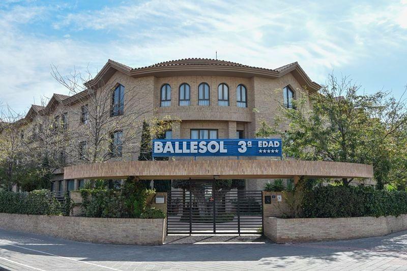 Residencia Ballesol Vía Parque