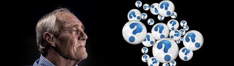 10 síntomas que advierten del Alzheimer