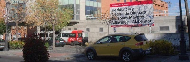 Residencia Villaverde Alzheimer