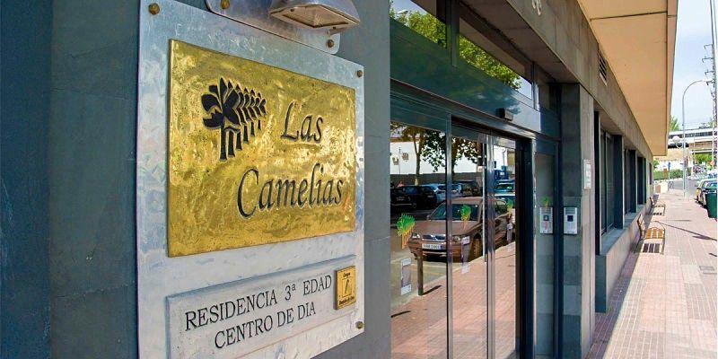 Centro de día Las Camelias Bastón de Oro