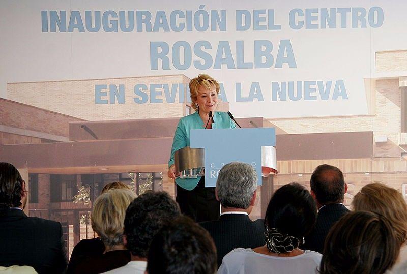 Centro de día Rosalba Sevilla la Nueva