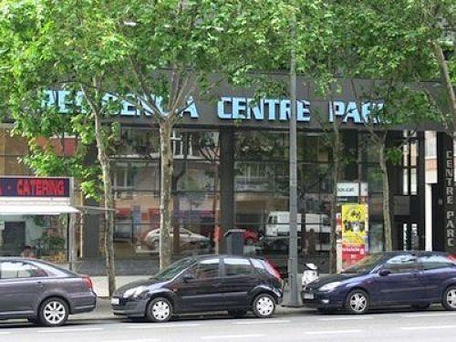 Centro de día Centre Parc