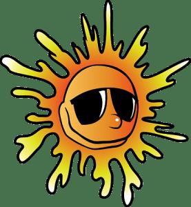 Golpe de calor y agotamiento en los mayores