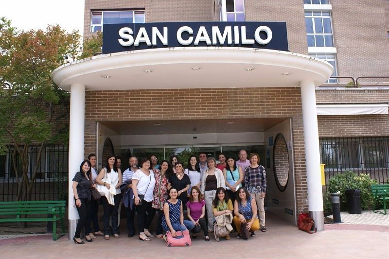 Residencia San Camilo Sevilla