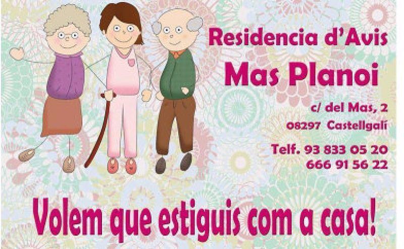 Residencia Mas Planoi