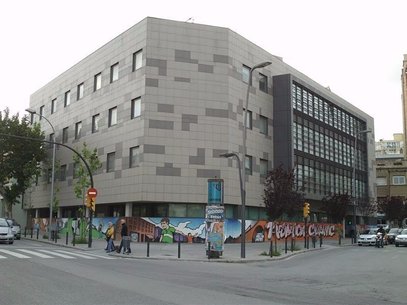 Residencia Collblanc Companys Socials