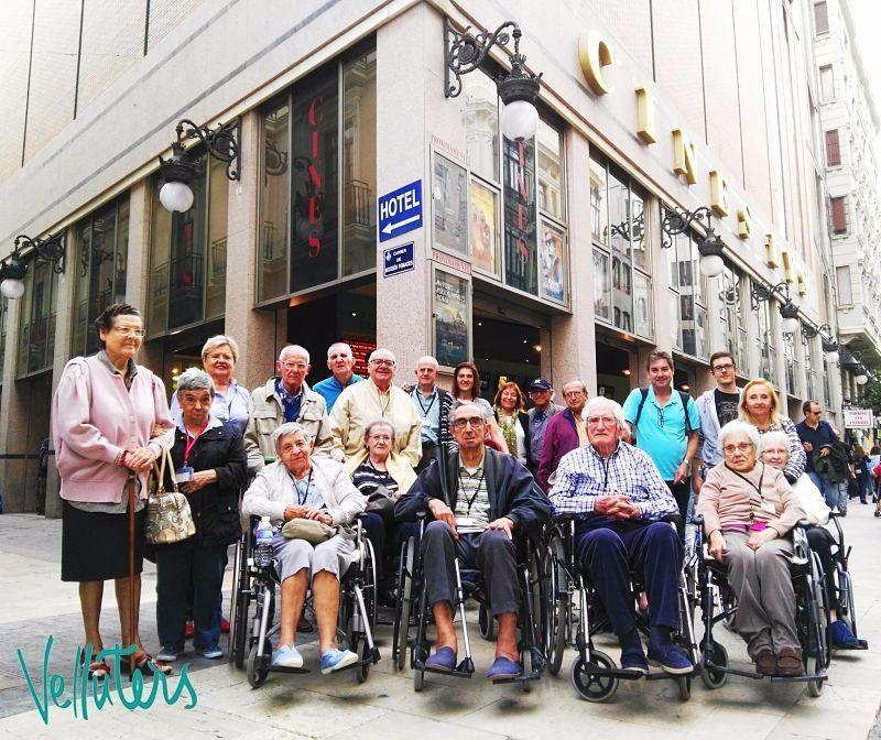 Centro de día para personas mayores dependientes Velluters