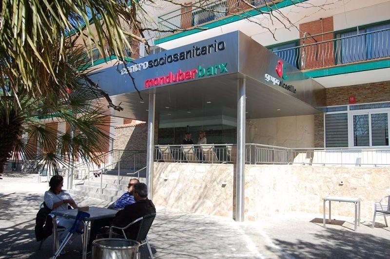Residencia Centro sociosanitario Manduber Barx