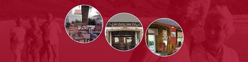 Centro de día Llar dAvis Sant Pol
