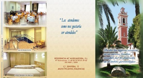 Residencia María Auxiliadora Picanya