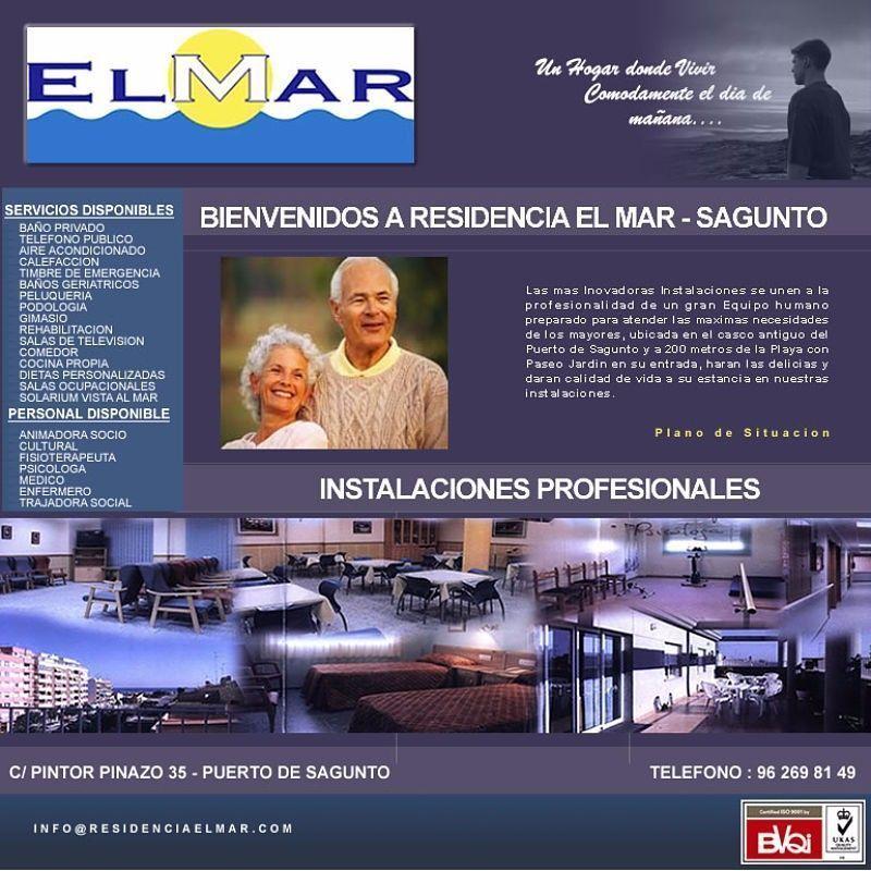 Residencia Geriátrica El Mar