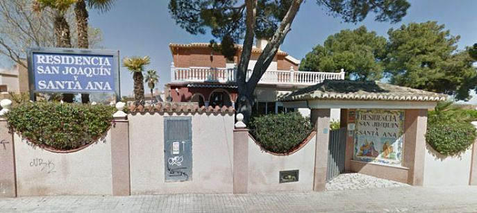 Residencia San Joaquín y Santa Ana Torrent