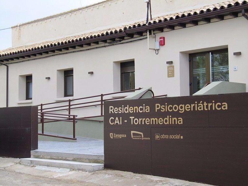 Residencia psicogeriátrica Torremedina