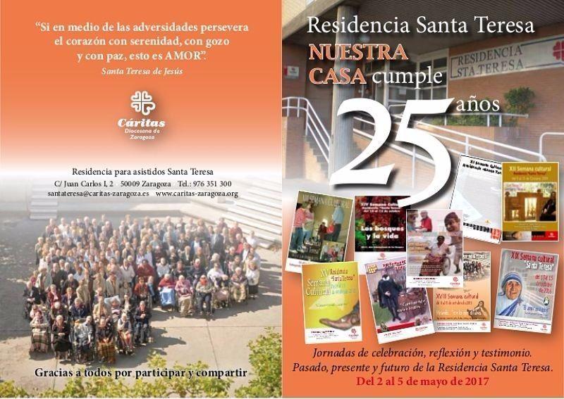 Residencia Santa Teresa de Cáritas Zaragoza
