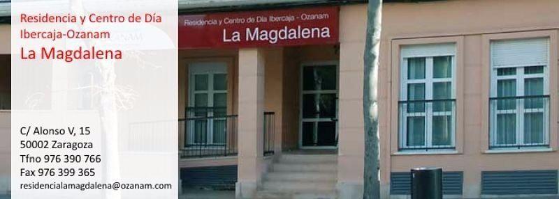 Centro de día Ozanam La Magdalena