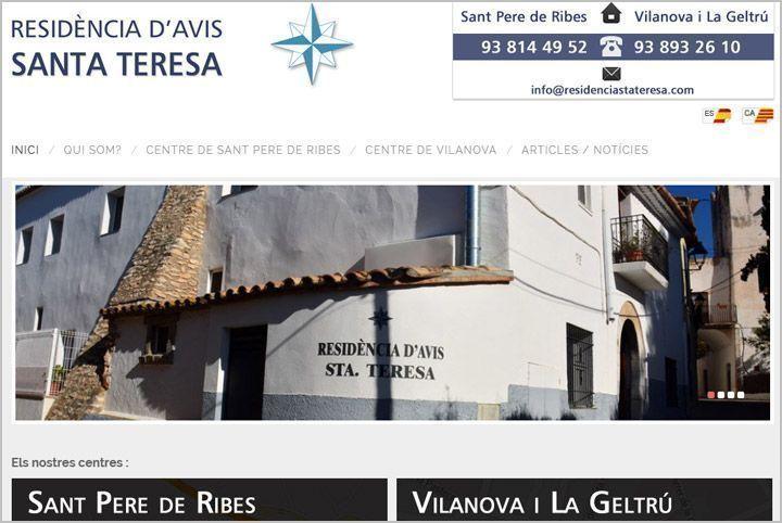 Residencia Santa Teresa Vilanova