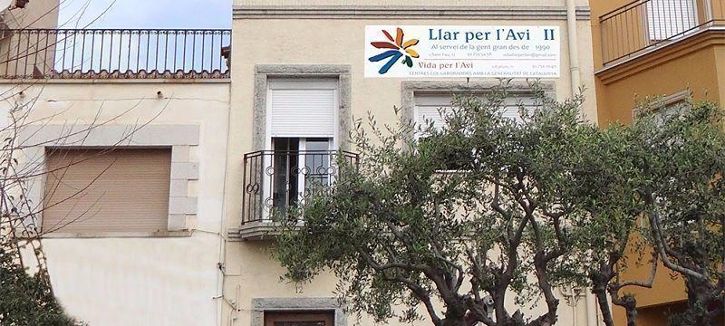 Centro de día Llar per lAvi II