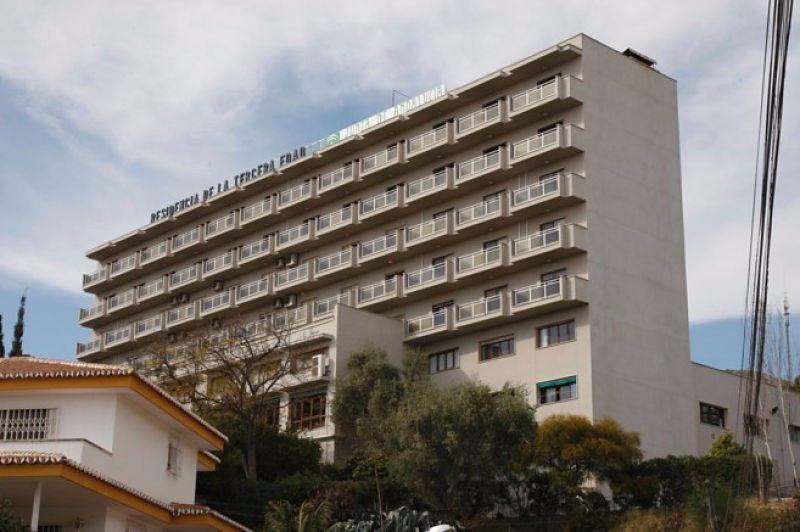 Residencia pública Pinares de San Antón