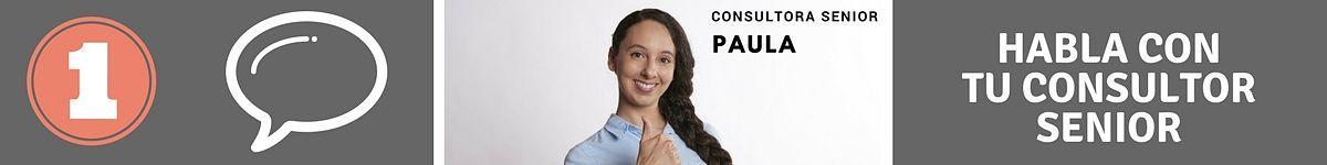 Consultores Senior Paula topmayores