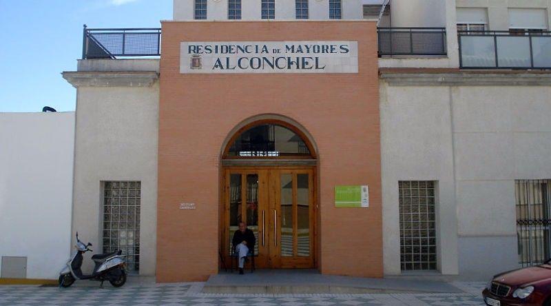 Residencia de mayores Alconchel