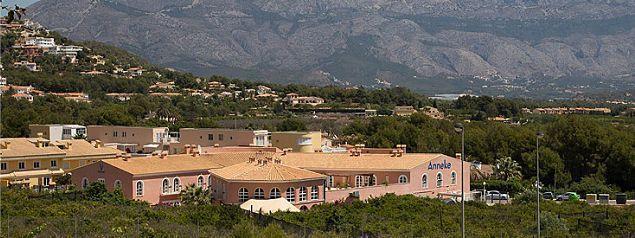 Residencia Anneke ICS