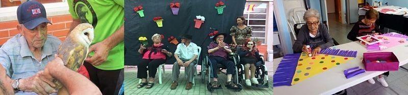 Residencia de personas mayores dependientes Benejúzar