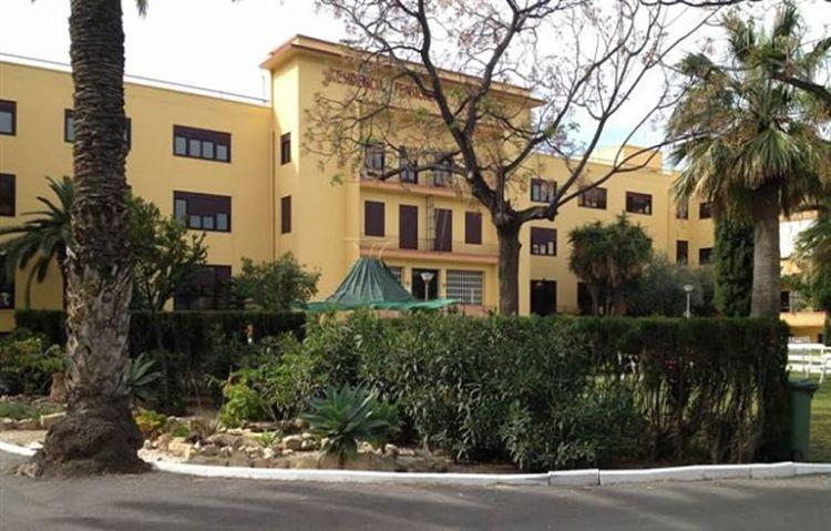 Residencia de Pensionistas Ferroviarios San Juan