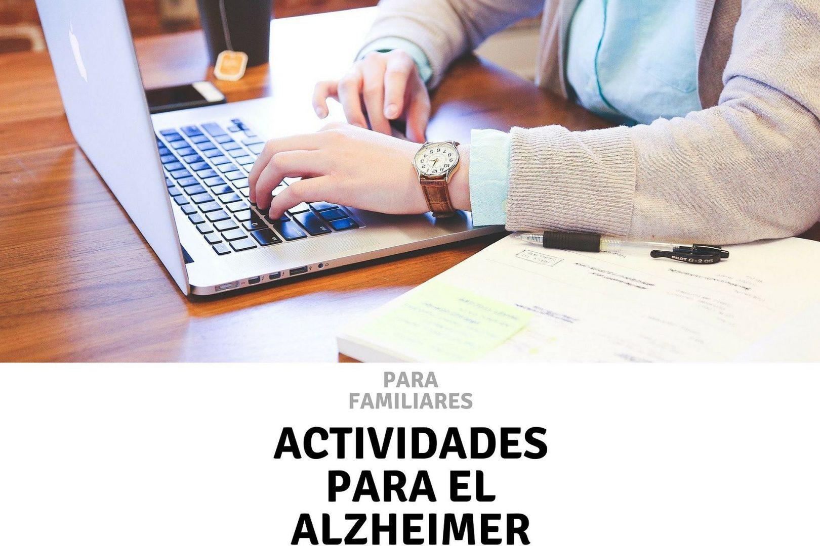 Actividades para mayores con Alzheimer