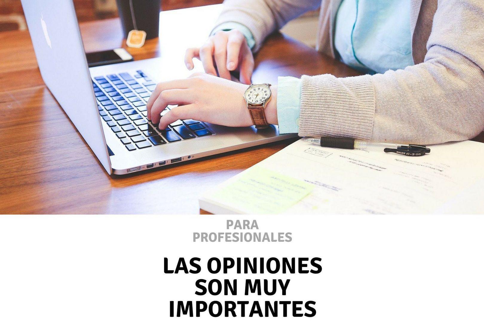 Las opiniones online son importantes para tu centro