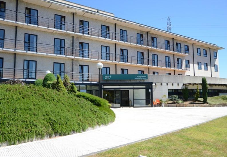 Residencia Caser A Zapateira