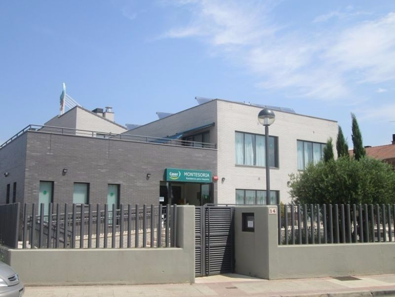 Residencia Caser Montesoria
