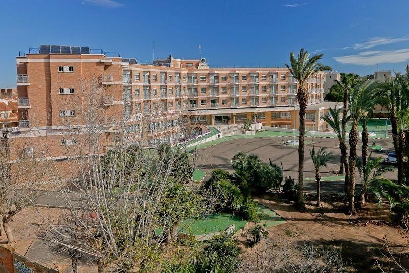 Residencia DomusVi Cartagena Geriatros