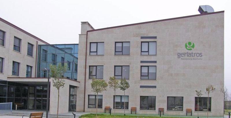 Residencia DomusVi Monforte Geriatros