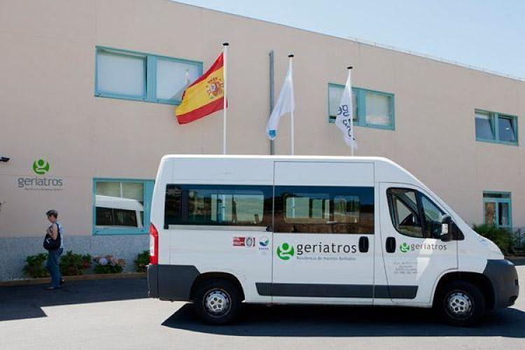 Residencia DomusVi Ourense Centro Geriatros
