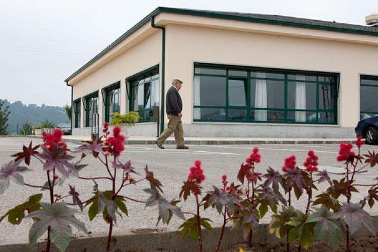 Residencia DomusVi Larouco Geriatros