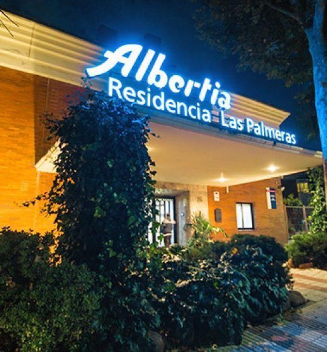Residencia Albertia Las Palmeras