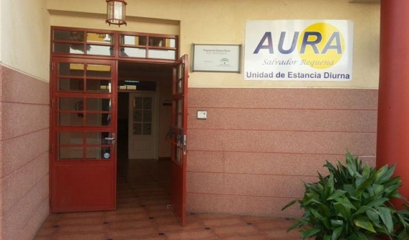 Centro de día Aura Salvador Requena