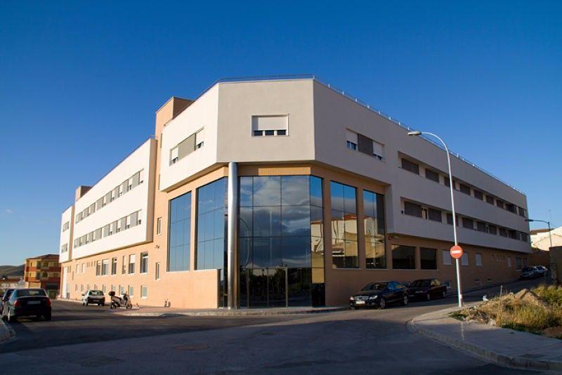 Centro de día Gerovida Tobarra