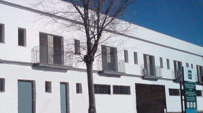 Residencia Fundación Gerón Martín de la Jara